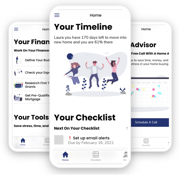 HomeFlow The Home Buying App